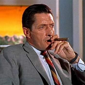 Professor Dent James Bond Characters