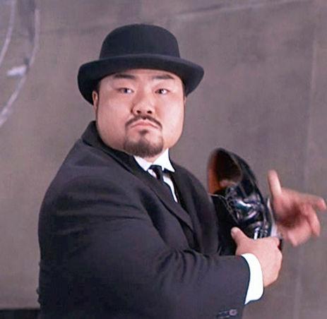 oddjob   james bond characters