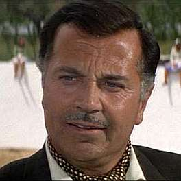 James Bond Actor Gabriele Ferzetti (Marc-Ange Draco)