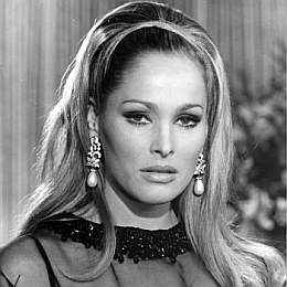 Ursula Andress actress