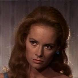 James Bond Actress Luciana Paluzzi (Fiona Volpe)