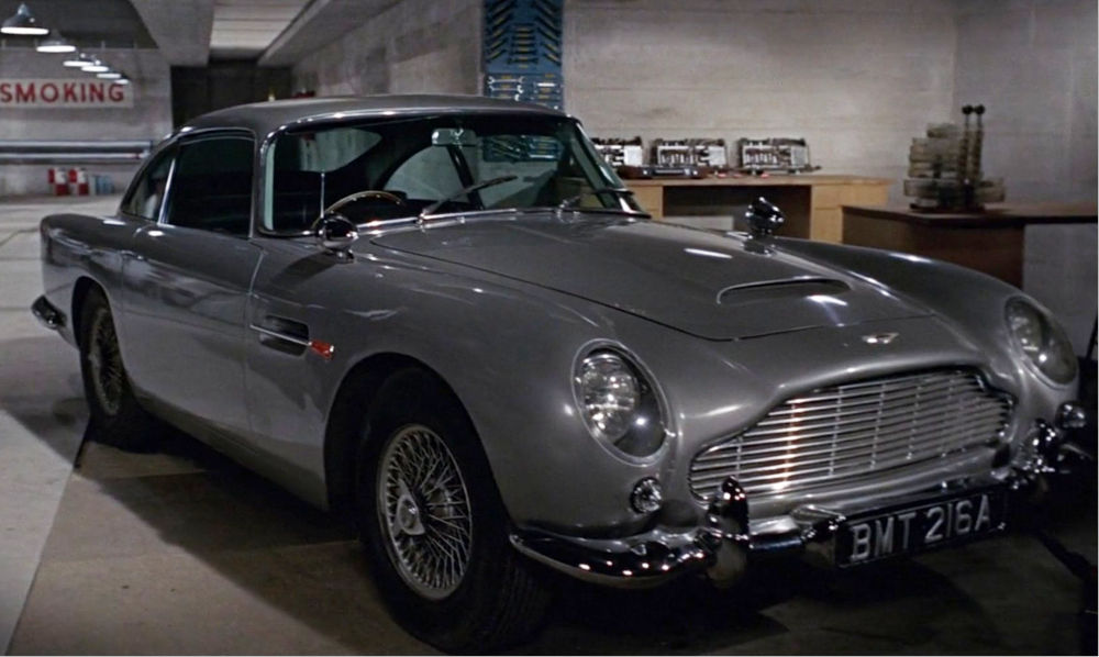Image Gallery James Bond Cars