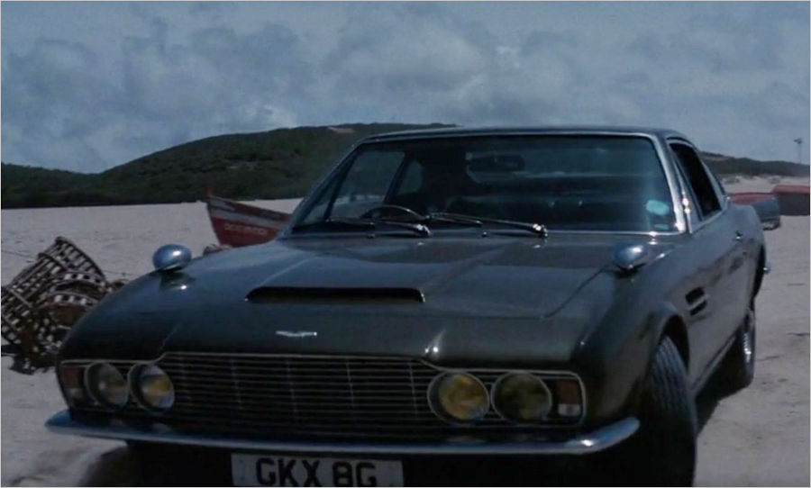 What Kind Of Car Did James Bond Drive