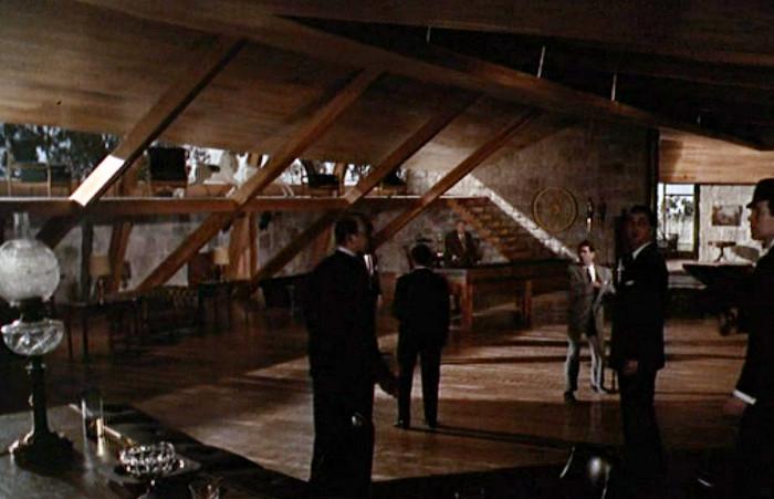 Goldfinger S Rumpus Room James Bond Gadgets