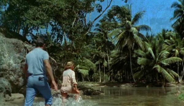 No Hot Water >> Crab Key - James Bond Locations