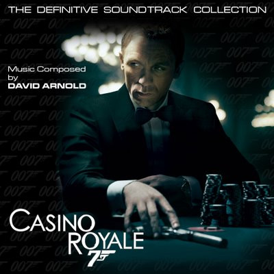 James bond casino royal soundtrack