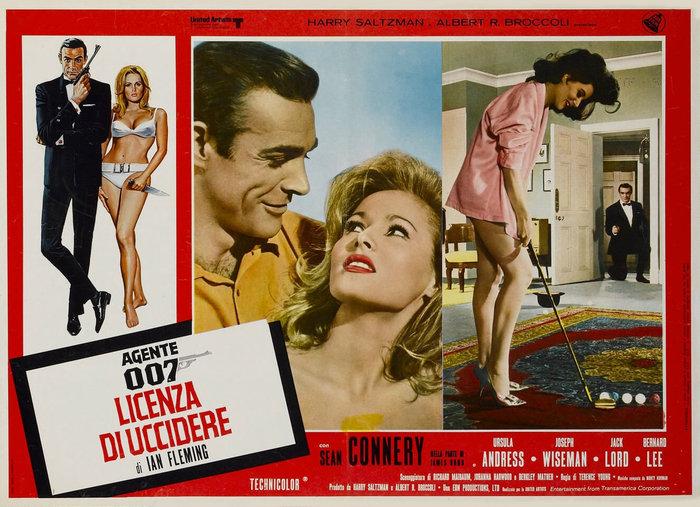 007 movie list:
