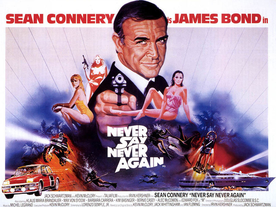 List of Unofficial James Bond Movies
