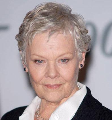 Judi Dench to Write an Autobiography - James Bond News