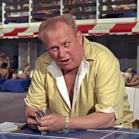 Auric Goldfinger Playing Cards