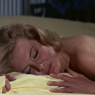 Patricia Fearing In Thunderball