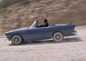 Sunbeam Alpine - Dr. No