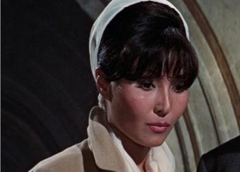 Bond Girl Mademoiselle La Porte