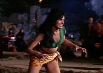 Bond Girl Zora