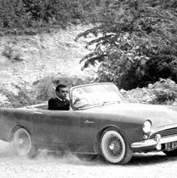 Sunbeam Alpine from Dr. No