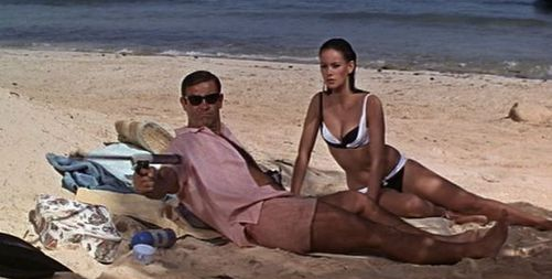 Thunderball: I think he got the point