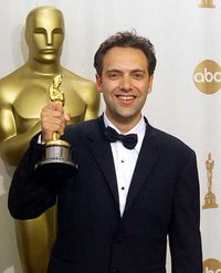 Sam Mendes at the Oscars