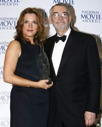 Michael Wilson and Barbara Broccoli