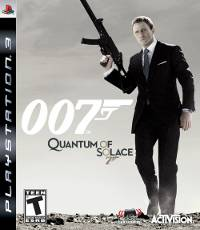 Quantum of Solace Game