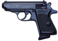 James Bond's Walther PPK