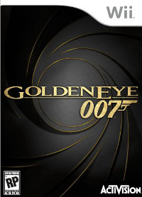 Goldeneye 007 for Wii