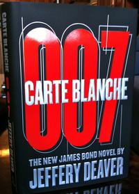 Carte Blanche Jeffery Deaver