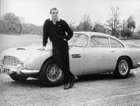 Sean Connery's Aston Martin